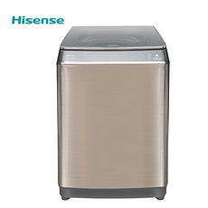 海信(Hisense) XQB100-V3906YDI 10公斤 波轮 洗衣机 一键智洗 拉卡金