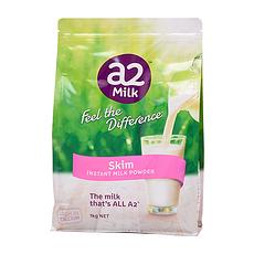 【新西蘭】A2 袋裝成人脫脂奶粉 1kg/袋 保稅倉發貨