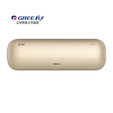 格力空調 金貝 1.5匹 變頻冷暖 1級能效 奢華金 KFR-35GW/(35578)FNhCc-A1(WIFI)