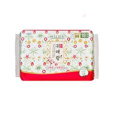 【韩国】贵爱娘贵爱娘 日用卫生巾33cm 12片
