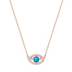 【19年新款】Swarovski 施华洛世奇 女士幸运守护绚丽光彩项链 5448611