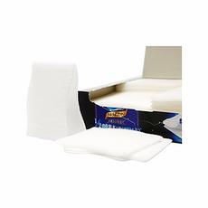4件装 日本 UNICHARM尤妮佳 省水型化妆棉 深蓝色 40枚 国内发货