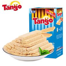 【印度尼西亚】奥朗探戈 Tango香草味牛奶威化饼干 8g*20