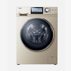 海爾滾筒洗衣機直驅變頻觸摸屏 智能投放 XQG100-HBD1436(Haier)
