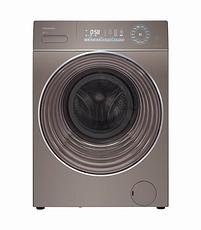 海信(Hisense)10公斤 全屏觸控 變頻 空氣洗 烘干洗衣機 XQG100-BH1405YFIGN