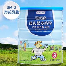 【法国】爱斯时光 幼儿儿配方奶粉 3段(1-3岁)800g