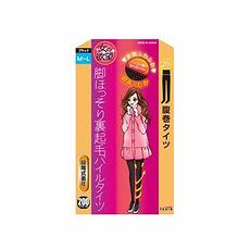 日本 TRAIN 粉盒 女の欲望发热显瘦打底连裤袜 高腰 M-LL 200D 香港直邮