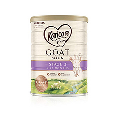 2罐装【新西兰】可瑞康 婴幼儿羊奶粉 2段(6-12个月) 900g(万博Manbetx官网仓发货)