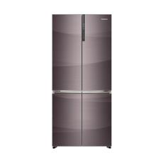 卡萨帝(Casarte)冰箱551升十字对开门风冷无霜变频嵌入式杀菌细胞级保鲜干湿分储一级能效BCD-551WDCPU1