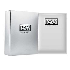 RAY芮一 银色蚕丝面膜10片/盒