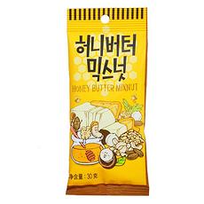 【韩国】汤姆农场 蜂蜜黄油混合坚果仁 30g