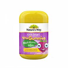 【澳大利亚】佳思敏 儿童复合维生素+蔬菜营养果汁软糖 60粒/瓶 万博Manbetx官网仓发货