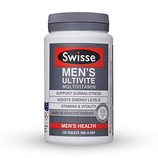【澳大利亞】澳大利亞Swisse男性復合維生素120粒 保稅倉發貨