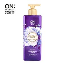 【韓國】安寶笛 夢中魅惑香水美肌沐浴露500g