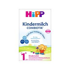 【德國】喜寶 益生菌奶粉 1+段(1歲以上) 600g (保稅倉發貨)