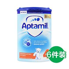 6罐【英国】爱他美 婴儿奶粉4段(2-3岁) 800g (英国直邮)