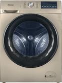 海信(Hisense) 10公斤滚筒洗衣机 全自动 1.08超高洗净比 95度高温杀菌洗 空气洗 HD100DES2