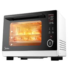 美的蒸烤爐S3-L251E                    25升多功能 蒸烤合一 精確控溫 低溫發酵 智能菜單 雙重清潔系統