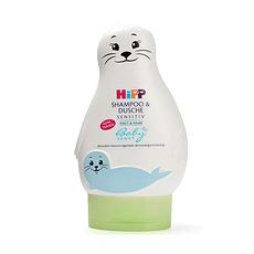 【德国】喜宝 婴儿免敏无泪洗发沐浴二合一 200ml 小海狮(香港直邮)