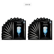 2盒装[韩国]JMsolution 肌司研水光针剂急救面膜 10片/盒 JM深水炸弹