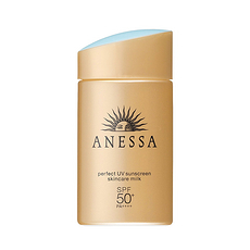 【日本】Shiseido资生堂 安耐晒ANESSA小金瓶防晒乳18年新版SPF50+ 60ml(万博Manbetx官网发货)