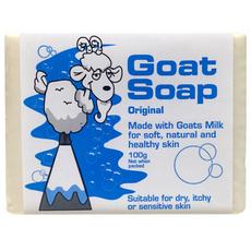 【澳大利亞】Goat Soap羊奶皂(原味)