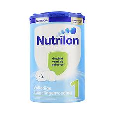 2罐【荷兰】牛栏 婴儿奶粉1段(0-6个月)800g (荷兰直邮)