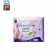 【韩国】恩芝 超薄夜用卫生巾285mm