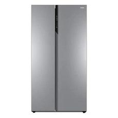 海爾(Haier)冰箱對開門變頻風冷無霜靜音雙開門527升大容量冰箱 BCD-527WDPT