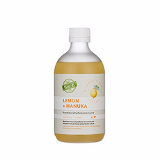 【澳大利亚】BIO-E 柠檬麦卢卡蜂蜜酵素 500ml/瓶 (万博Manbetx官网仓发货)