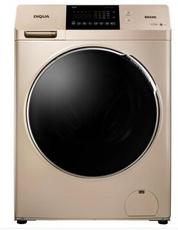 帝度(DIQUA)10公斤家用全自动滚筒洗衣机 凯撒金DFC10724OG