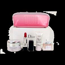 [法国] Dior迪奥 美妆组合套装5件套小样 香港直邮