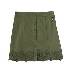 TEENIE WEENIE绿色淑女半身裙
