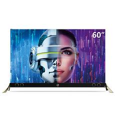 長虹(CHANGHONG) 60Q5R 60英寸42核AI3.0人工智能全面屏4K超高清HDR語音平板LED液晶電視機