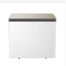 海尔(Haier) 风冷无霜冰柜 深冷速冻冷柜家用商用冰柜 智能温控-40度BC/BD-200WEG 风冷无霜冰柜