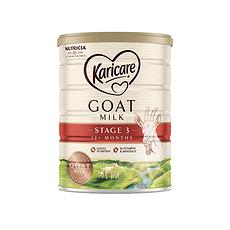2罐裝【新西蘭】可瑞康Karicare 嬰兒羊奶粉3段(12個月以上) 900g/罐 新舊版隨機發 (澳洲直郵)