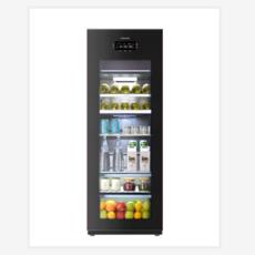 卡萨帝(Casarte)高端办公室冰箱冰吧酒柜冰柜红酒茶叶展示冷藏冷冻柜LC-220JE