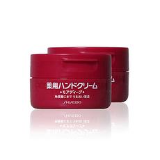 [日本]资生堂SHISEIDO 美润药用美肌护手霜100g