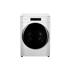 美的變頻滾筒洗衣機   MG100T1WDQC(Midea)