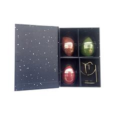 【张嘉倪同款】韩国 AMORTALS尔木萄 星空美妆蛋套盒(3只+蛋架)干湿两用海绵美妆蛋