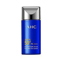 韩国 AHC 小蓝瓶防晒霜 50ML 香港直邮