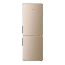 海爾(Haier)冰箱 風冷無霜 BCD-170WDPT 雙門冰箱小型家用(自動除霜) 金色兩門