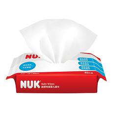 NUK 超厚特柔婴儿湿巾(80片装)