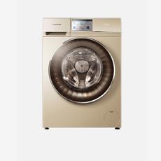 卡萨帝 (Casarte)10kg公斤 纤维柔烘洗烘一体滚筒洗衣机 C1 HBD10G3U1