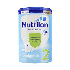2罐【荷兰】牛栏 婴儿奶粉2段(6-10个月) 800g(荷兰直邮)