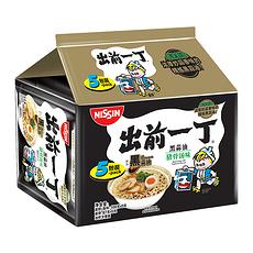 【香港】出前一丁 黑蒜油猪骨汤