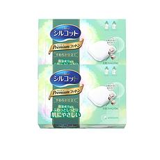 2盒裝[日本] 尤妮佳Unicharm 省水化妝棉 66枚入