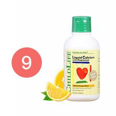 【美国】童年时光 儿童钙镁锌乳钙液体补剂 474ML 万博Manbetx官网仓发货