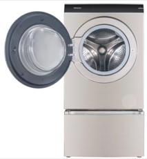 海信(Hisense) 12公斤滚筒全自动洗衣机 XQG120-BH1406AYFI
