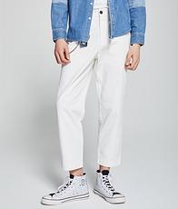 杰克琼斯2020春夏新款宽松纯色日系街头工装休闲裤